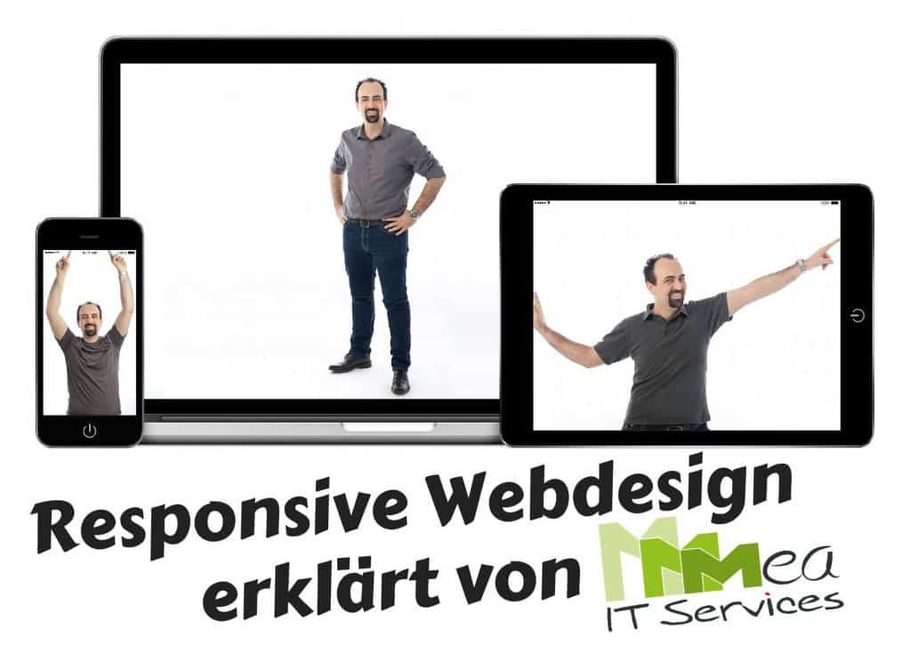 Responsive Webdesign erklärt von mea IT Services