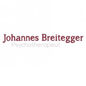Johannes Breitegger Psychotherapeut