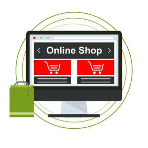 Ihr eigener Online Shop entwickelt durch die mea IT Services