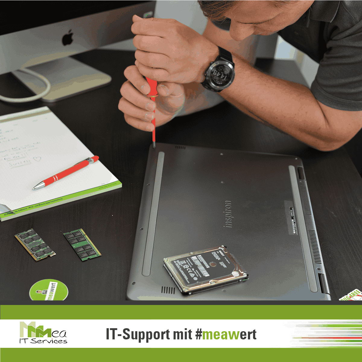 IT-Support mit meawert werner moser