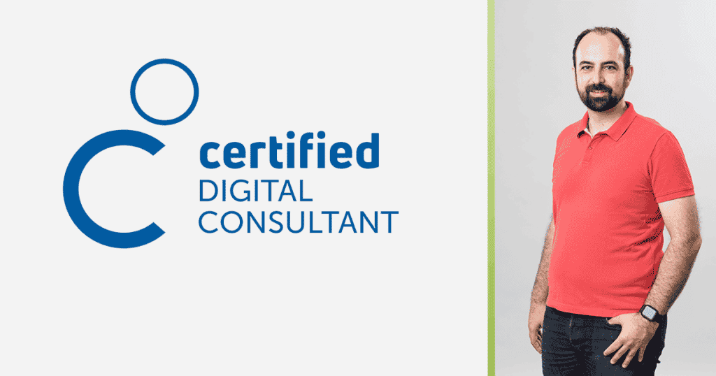 Michael Ulm certified Digital Consultant