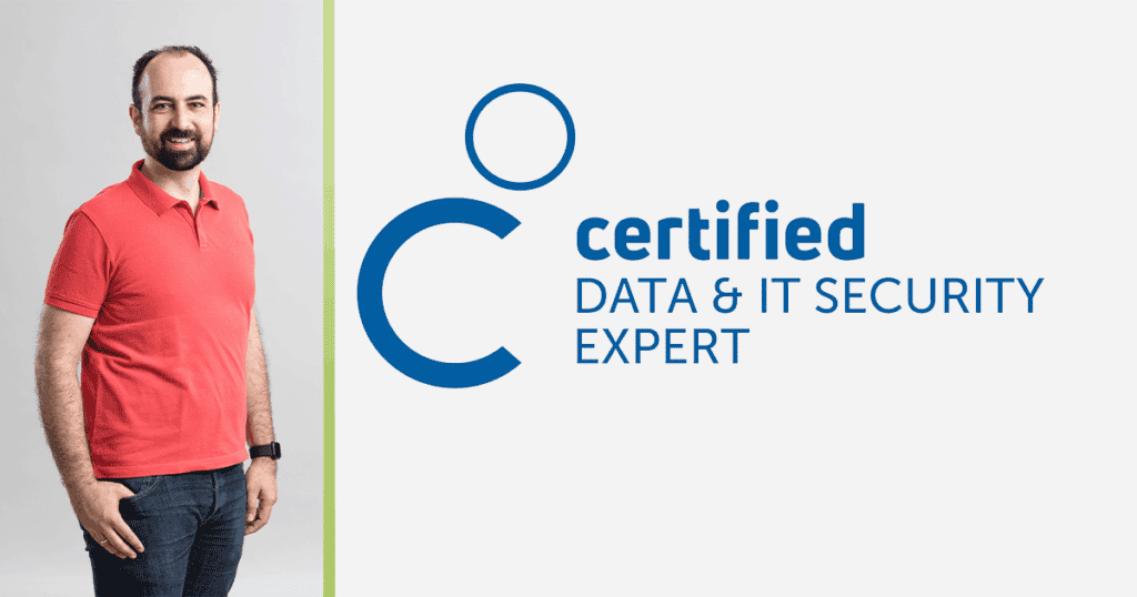 mike certified data itsecurity